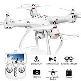 Mobile Connected Drone Camera………