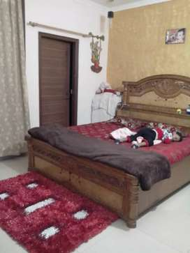 Fully furnished 1BHK with big hall n 3balconies  4 rent in peermuchala