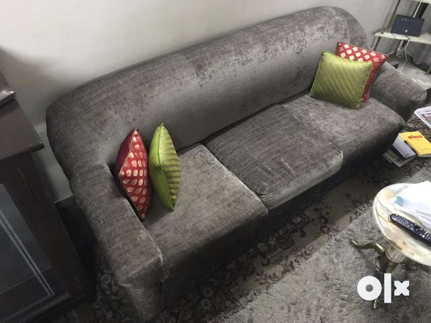 Sofa set in fabric upholstry 0