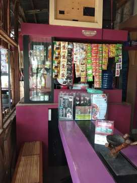 Dijual gerobak cafe bisa nego