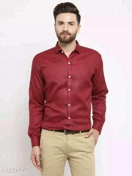 *Attractive Men's Cotton Blend Shirt Vol 18*