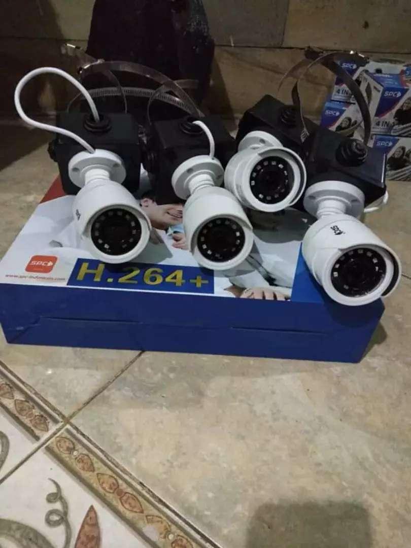 Pasang instalasi kamera CCTV + pasang paket DVR Perekam Hardisk 0