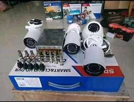 "Cctv serpong"" kamera 2 MP full HD/ online via smartphone"