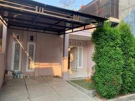 Rumah tipe 36 perumahan pagar alam green residence lampung
