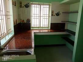1BHk semi furnished flat