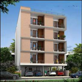 Very luxurious fully furnished  3 bhk flats
