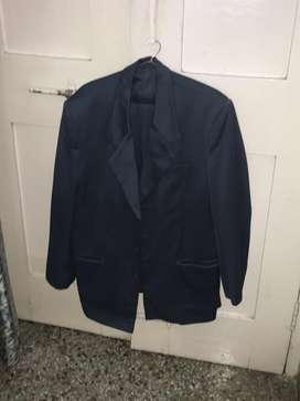 Coat-pant blue colour raymond
