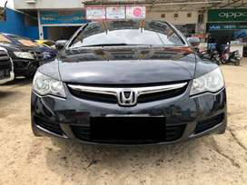 Honda Civic Fd 1.8 2007 Automatic