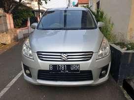 Suzuki Ertiga GL Manual Silver 2014