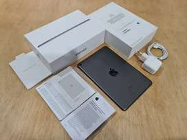 iPad Mini 5 64GB Grey Wifi Original, Second Resmi iBox 07 Mei 2022