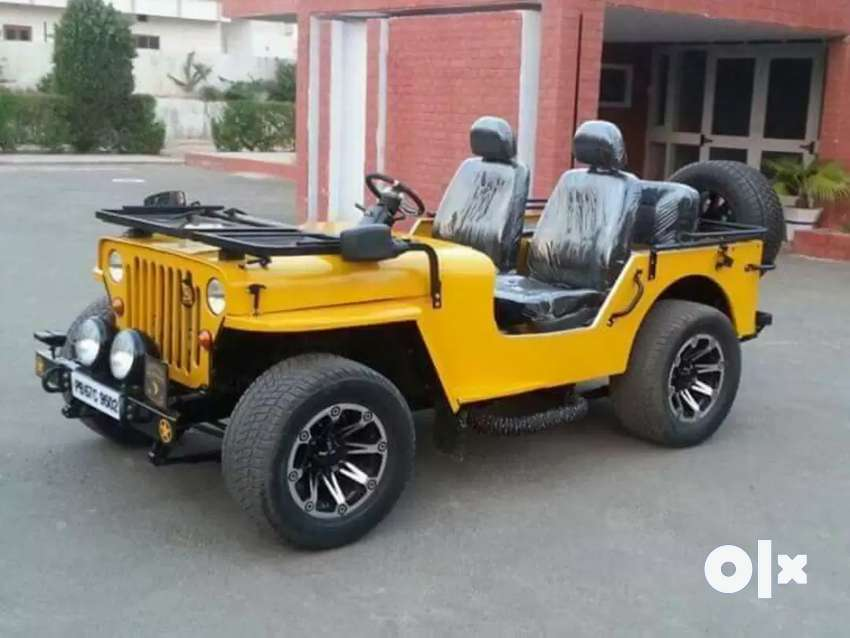 Full midfield jeep ready 0