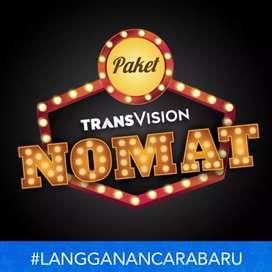 Parabola Tránsvision HD Palangkaraya Special Murah Paket Nomat Setahun