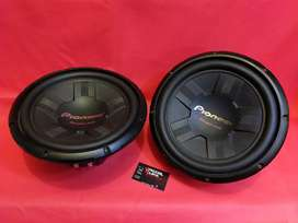 Pioneer champion series 12 inch double voice coil