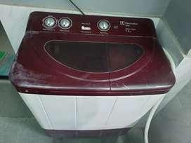 Electrolux semi washing machine