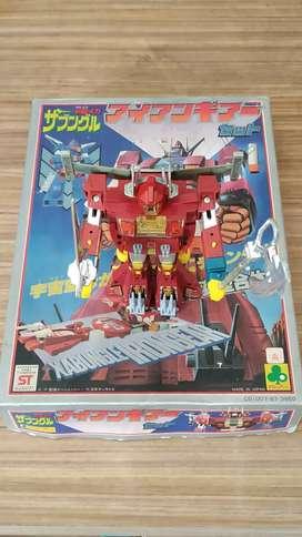 Mainan Robot Xabungle Iron Gear