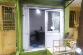 60 sq ft shop for mini patner ship business I also invest for business