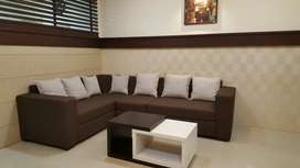 New Hexagon  L shaped sofa set direct from factory at factory price