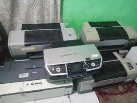 Printer Epson t1390 5unit t1100 1unit r390 1 unit rekondisi