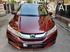 Honda City SV CVT, 2015, Petrol