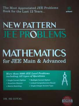 New Pattern JEE Problems by DR. SK GOYAL