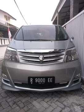 Toyota Alphard 24 V pajak hidup