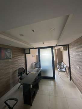 Furnish office with boss cabin plug n play office reasonable price
