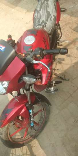 TVs Apache 160 RTR very awesome condition