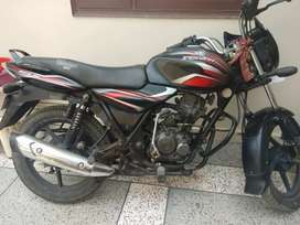 Bajaj Discover 100cc Bike for sale with all papers.