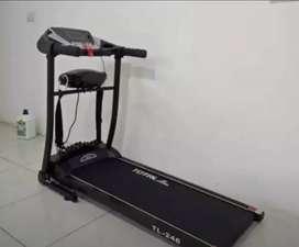 Alat fitnes@treadmill elektrik TL 246 BARU