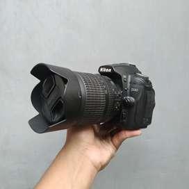 Nikon D90 kit 18-105mm vr II