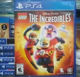 Kaset BD PS4 Lego The Incridibles