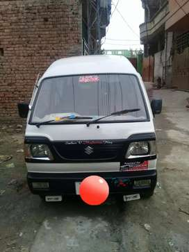 Suzuki bolan carry 2013 model available for sale