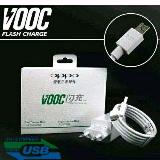 charger Oppo vooc 2ampere 0