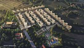 villas by sai group in hill station