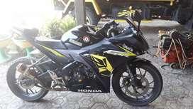 Honda cbr 150cc 2016