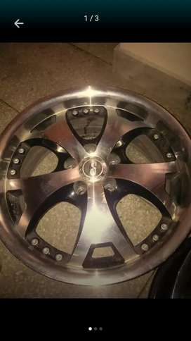"High Quality 15"" inch Alloy Rims 5 Nuts"