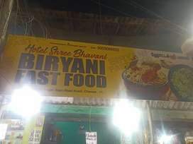 Wanted samosa & chat item master and helper