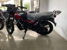 CT110 with low down payment