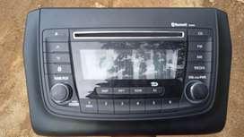 Swift car stereo 2018 model