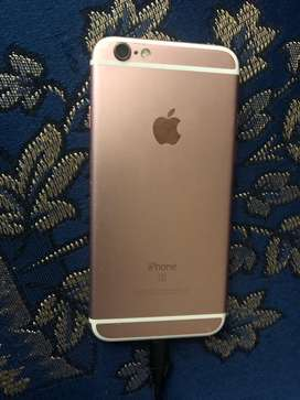 Apple iPhone 6S 64GB Rose Gold New Condition