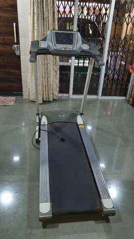 Motorised Treadmill for running