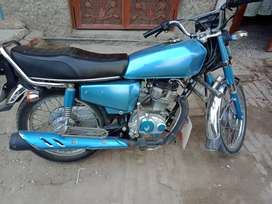 Honda 125 jhlm num price fnf ha so no chaska