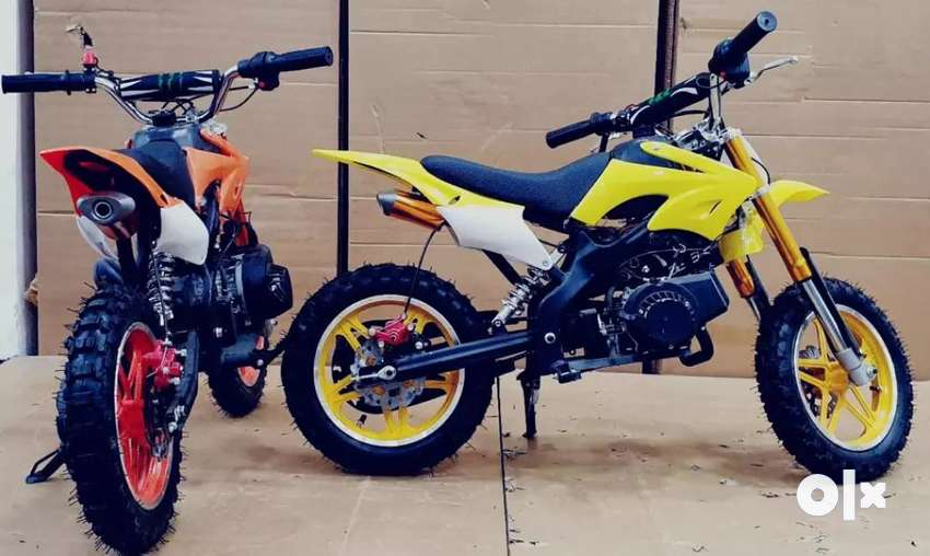 49 cc Petrol Engine Dirt Bike For Kids 0