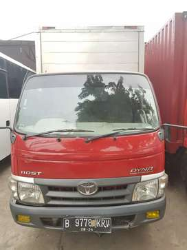 Toyota Dyna 110ST Long th 2013 tdp 20jt. Full ors