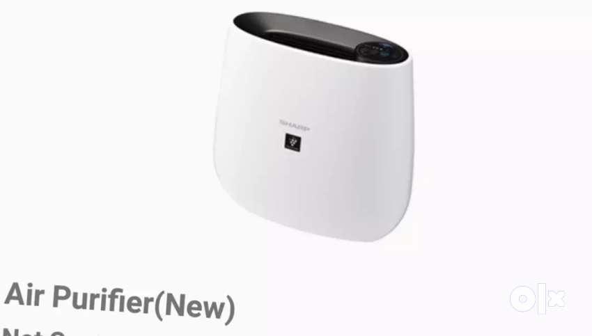Sharp air purifier 0