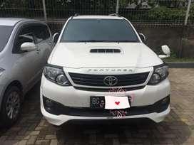 Toyota Furtuner VNTurbo type G TRD Sportivo 2013