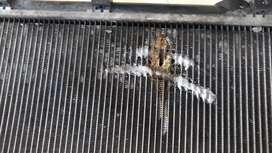 radiator suzuki sx4 x over original copotan