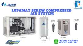 Screw Air Compressor , Dryers and Chillers ( Parts and Services)