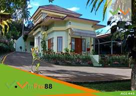 Dijual Villa Dengan View Yang Indah & Asri di Puncak Godog