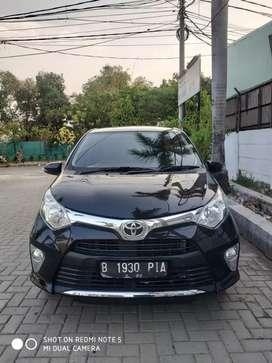 Toyota Calya 1.2 G 2017/16 AT Hitam Tdp Rendah